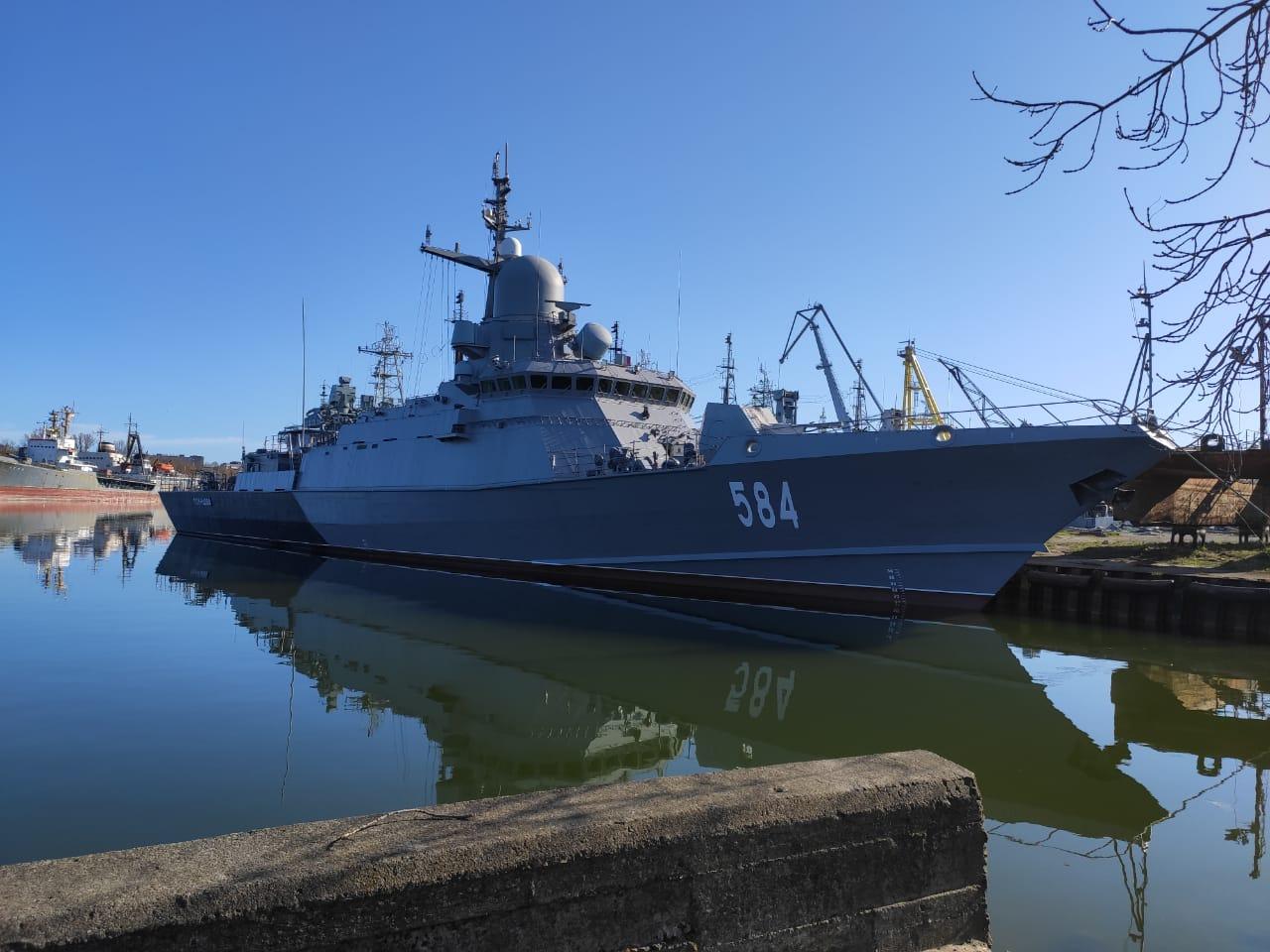 """Project 22800: """"Karakurt"""" class missile ship - Page 34 24-8575701-odintsovo"""