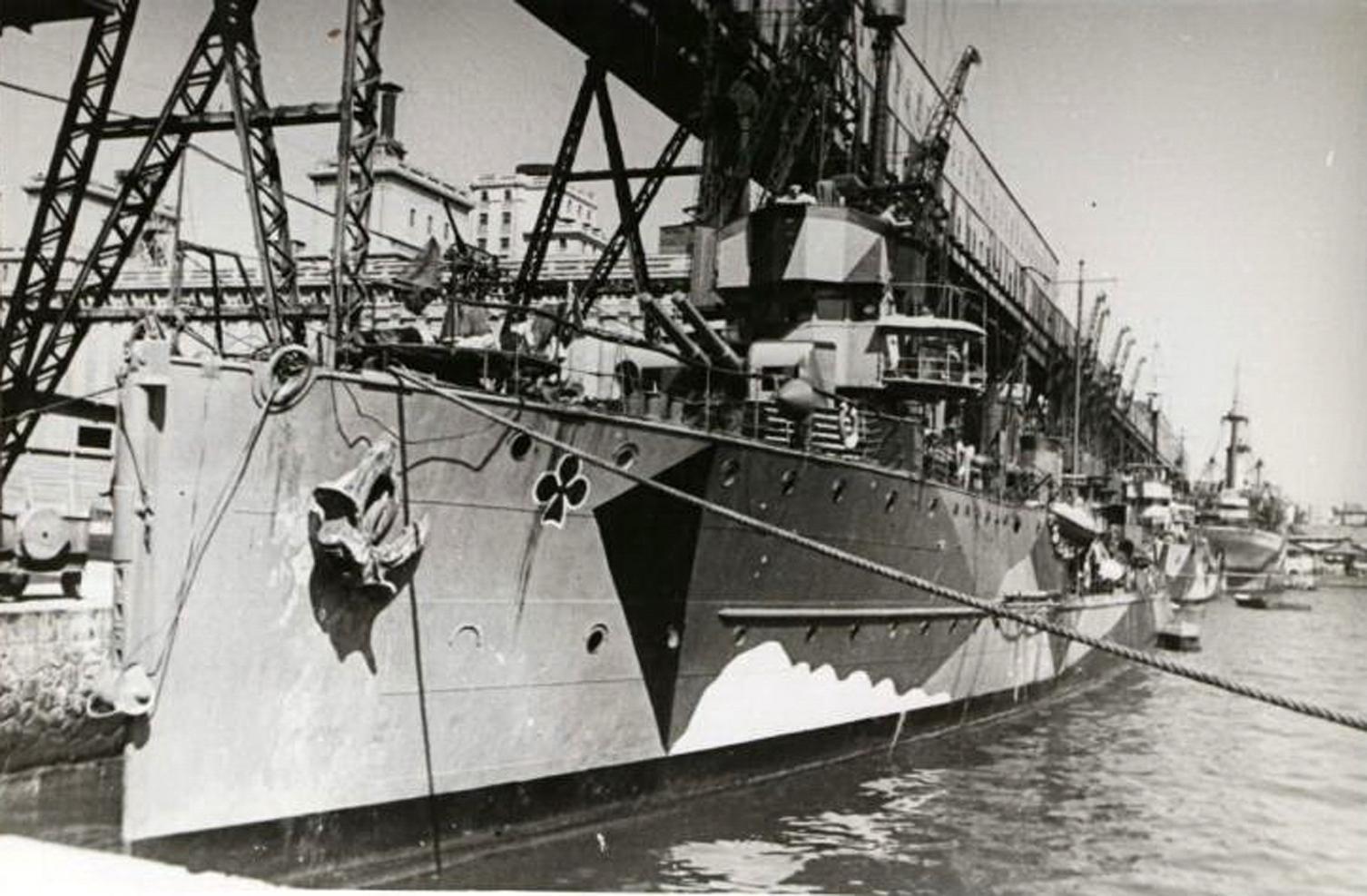 Румынские эсминцы типа
