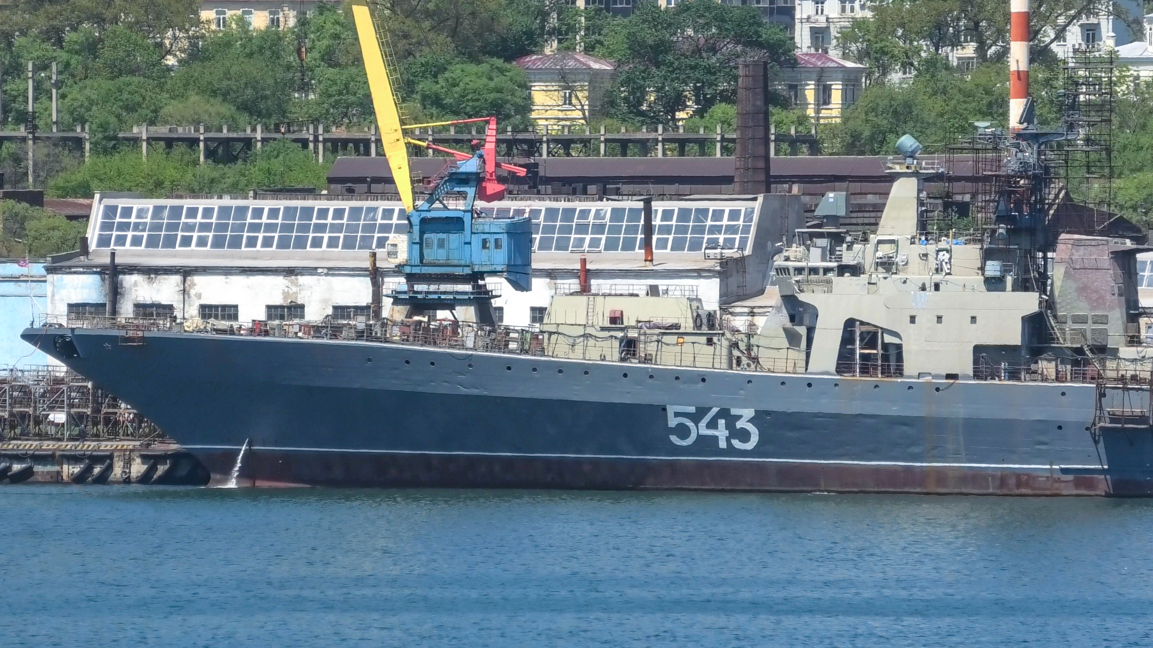 Udaloy and Sovremennyy destroyers - Page 14 09-8722257-shapka
