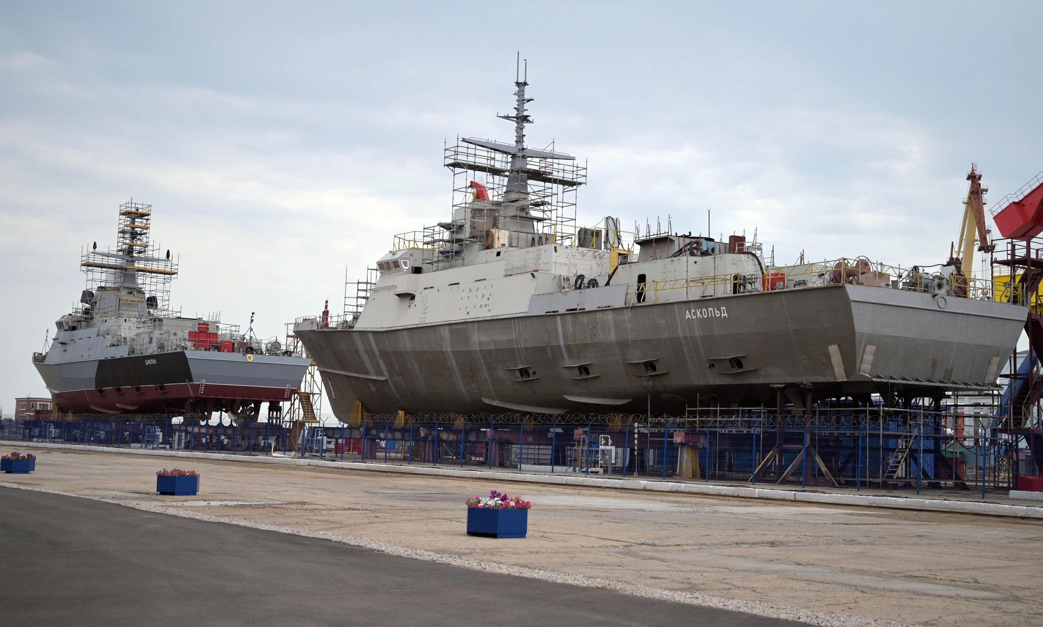 "Project 22800: ""Karakurt"" class missile ship - Page 35 20-8856137-1574606977"